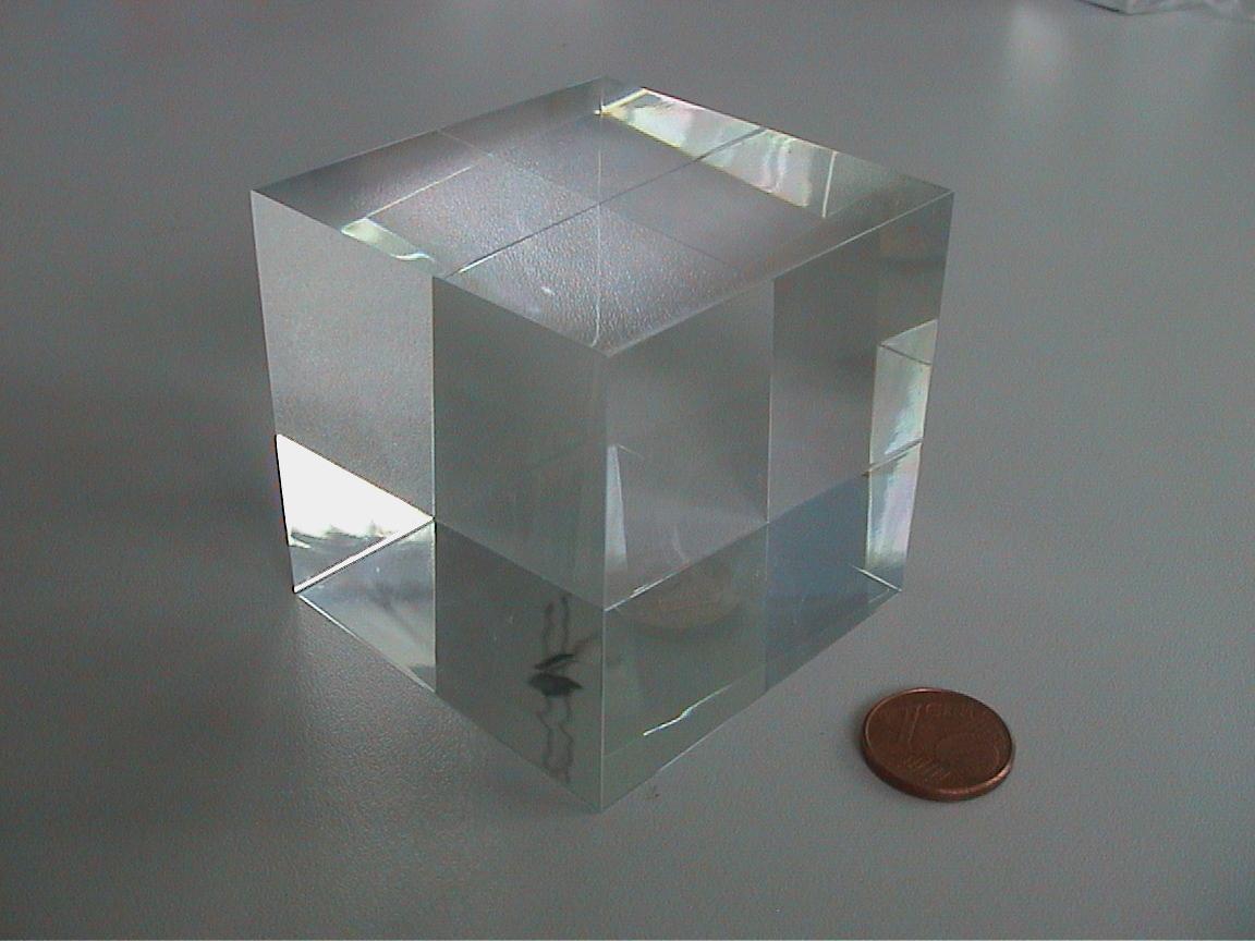 acrylic cube 50mm acrylique cube de verre. Black Bedroom Furniture Sets. Home Design Ideas