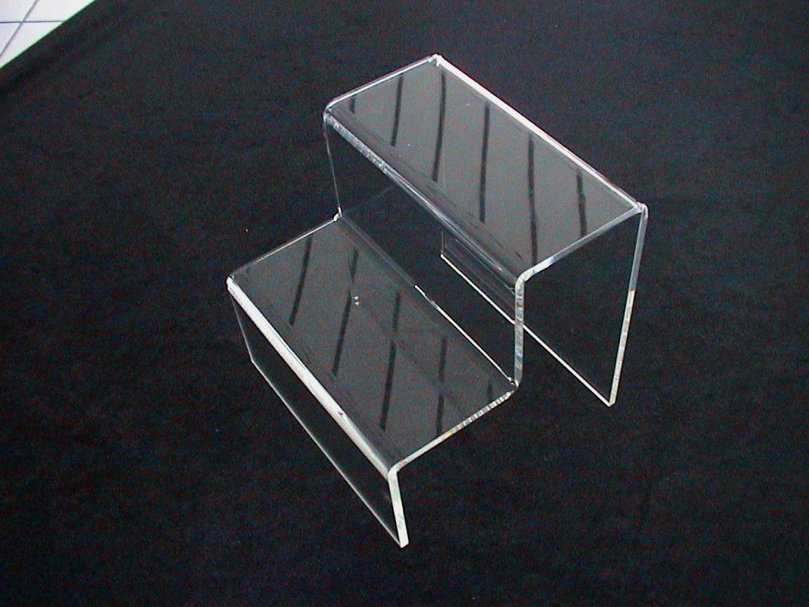 deko treppe 2 stufen 160x160x160mm. Black Bedroom Furniture Sets. Home Design Ideas