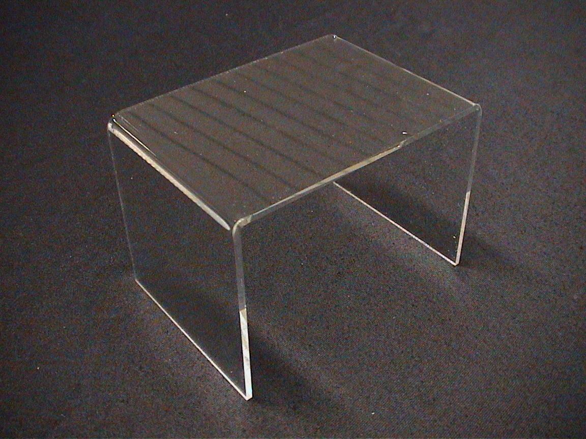 deko br cke aus acrylglas 140x100x100mm. Black Bedroom Furniture Sets. Home Design Ideas