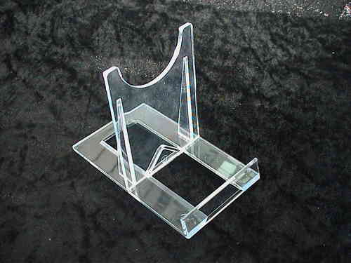 Sliding stand made of plastic 75x105x130mm